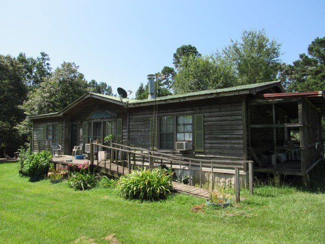 14+ ACRES & MOBILE HOME FOR SALE IN ANDERSON COUNTY