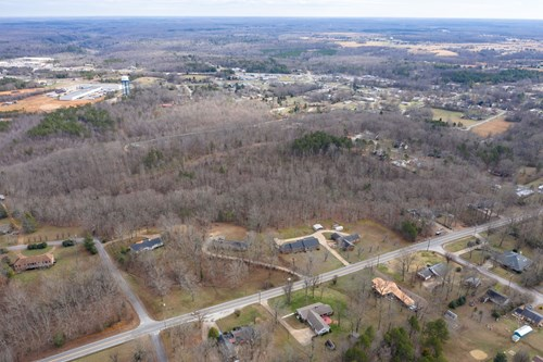 Potential development property in Hohenwald, Tennessee