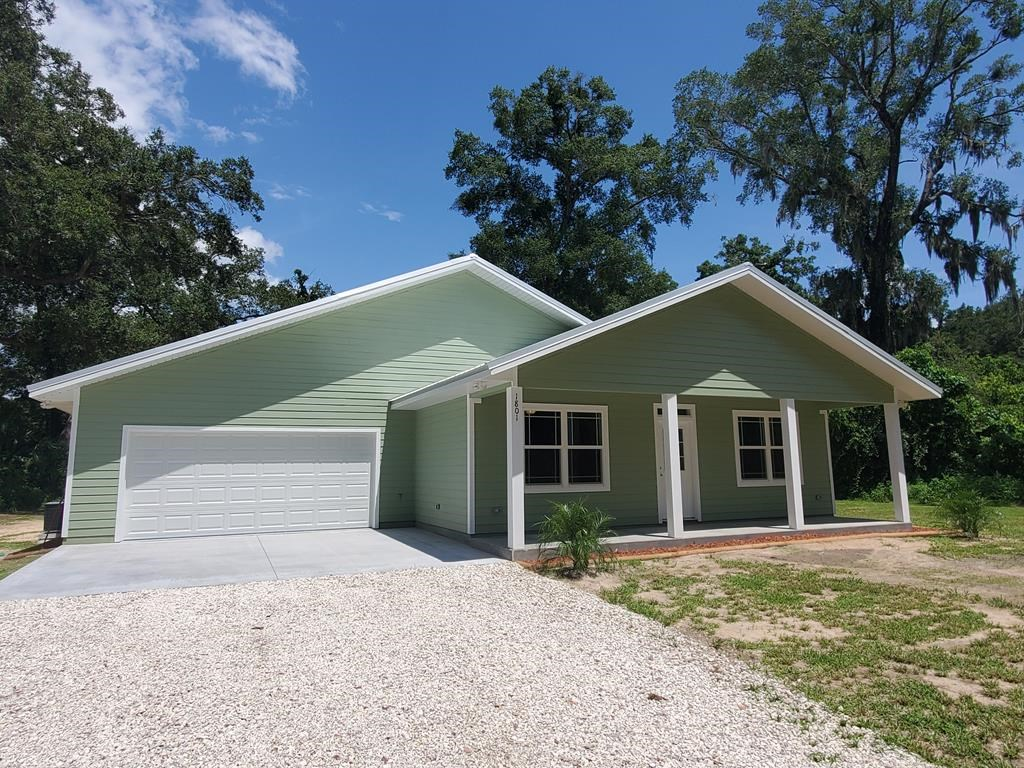 NEW Construction 3BR/2BA home Chiefland, FL City limits Levy