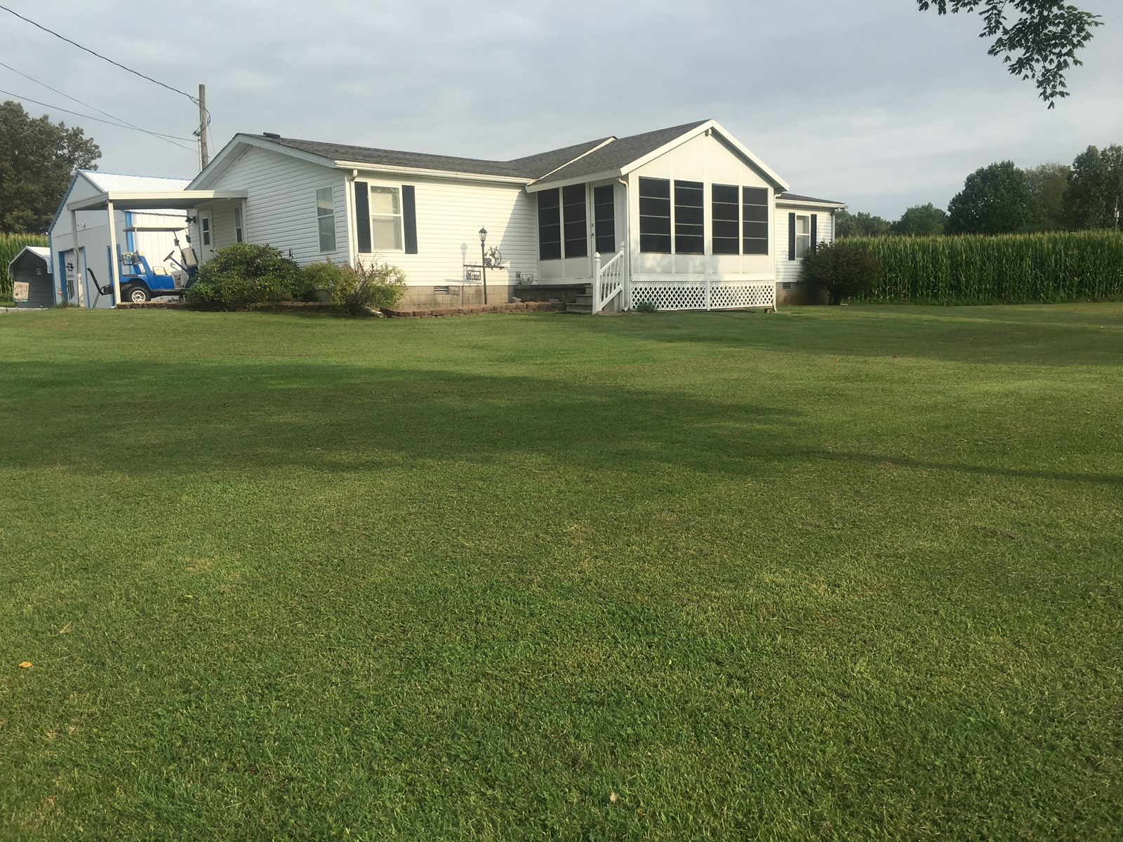 Home and Land for Sale in Western KY