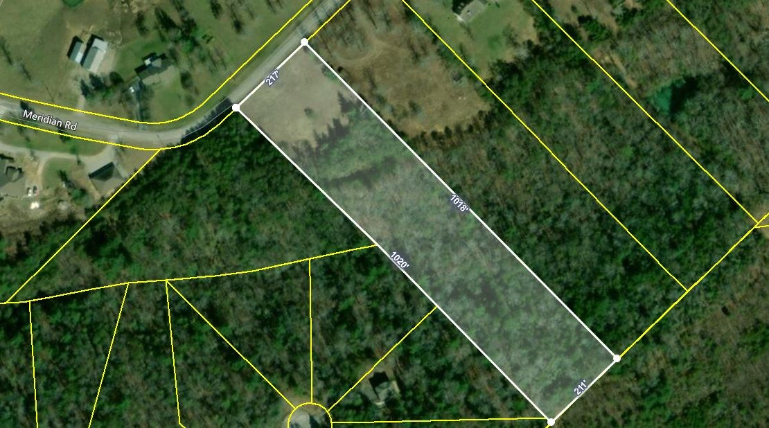 Mountain Property Meridian Rd, Crossville TN 38572