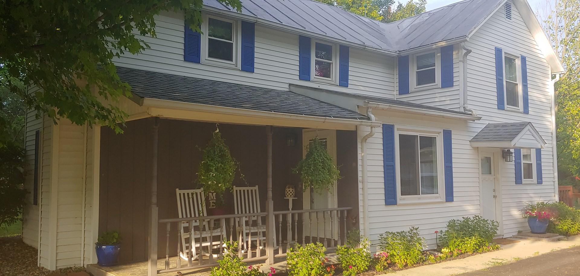 Home for Sale in McCutchenville, OH Seneca County, Ohio