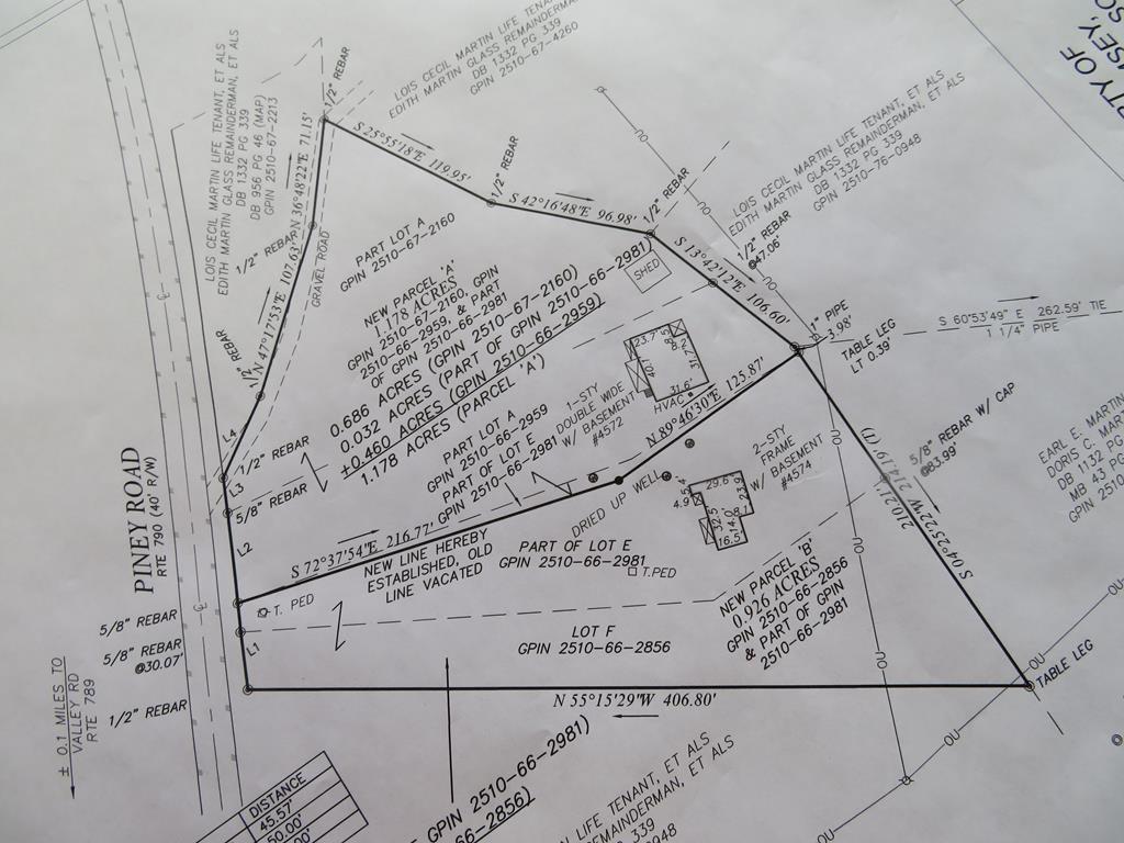 2+/- Acres Home Site in Gretna, VA
