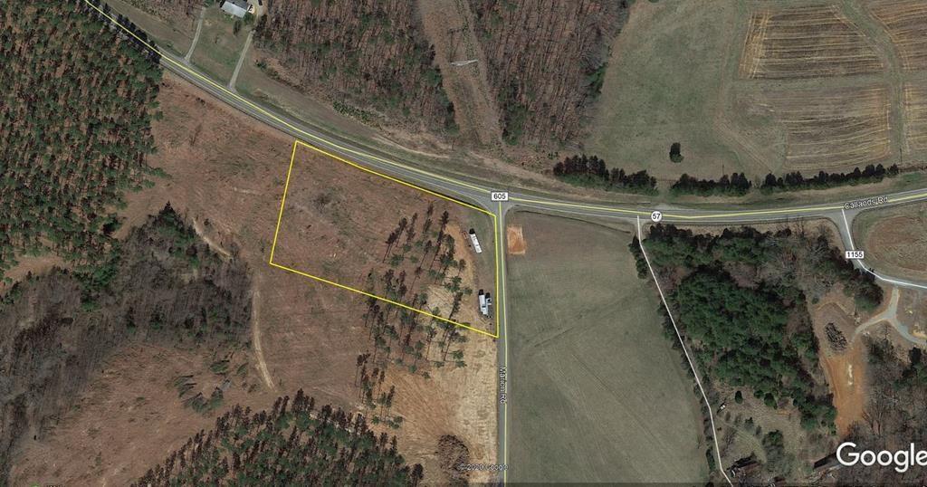 3.22 acres in Chatham VA