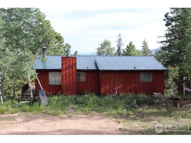 Cute Cabin Rocky Mountain Getaway