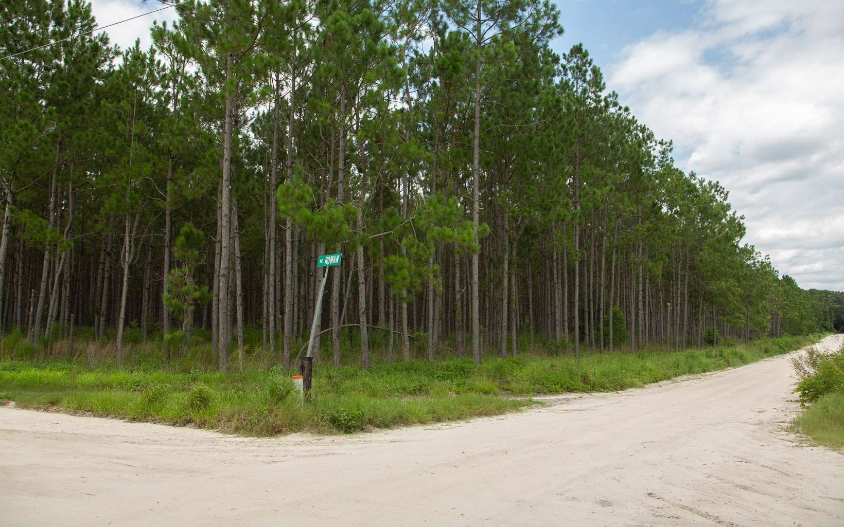 15.20 Acres with no deed restrictions on the rural country!