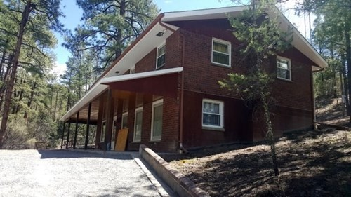 MOUNTAIN PROPERTY & 4.49 ACRES FOR SALE NEAR SILVER CITY NM