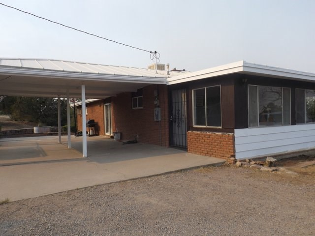 COUNTRY HOME WITH 7.57 ACRES FOR SALE SILVER CITY NM