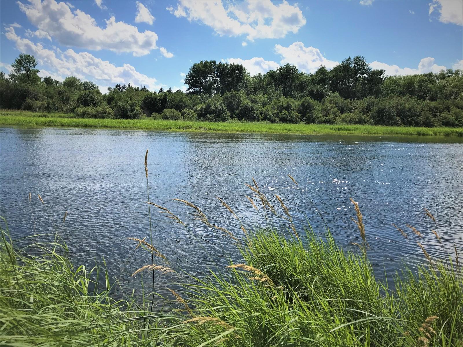 Sebeka, MN Riverfront Hunting & Recreational Land For Sale