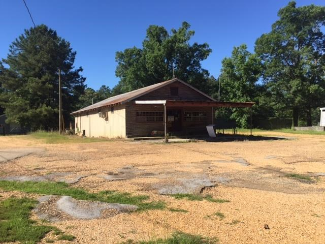 Old County Store Great Location Amite County Gloster MS
