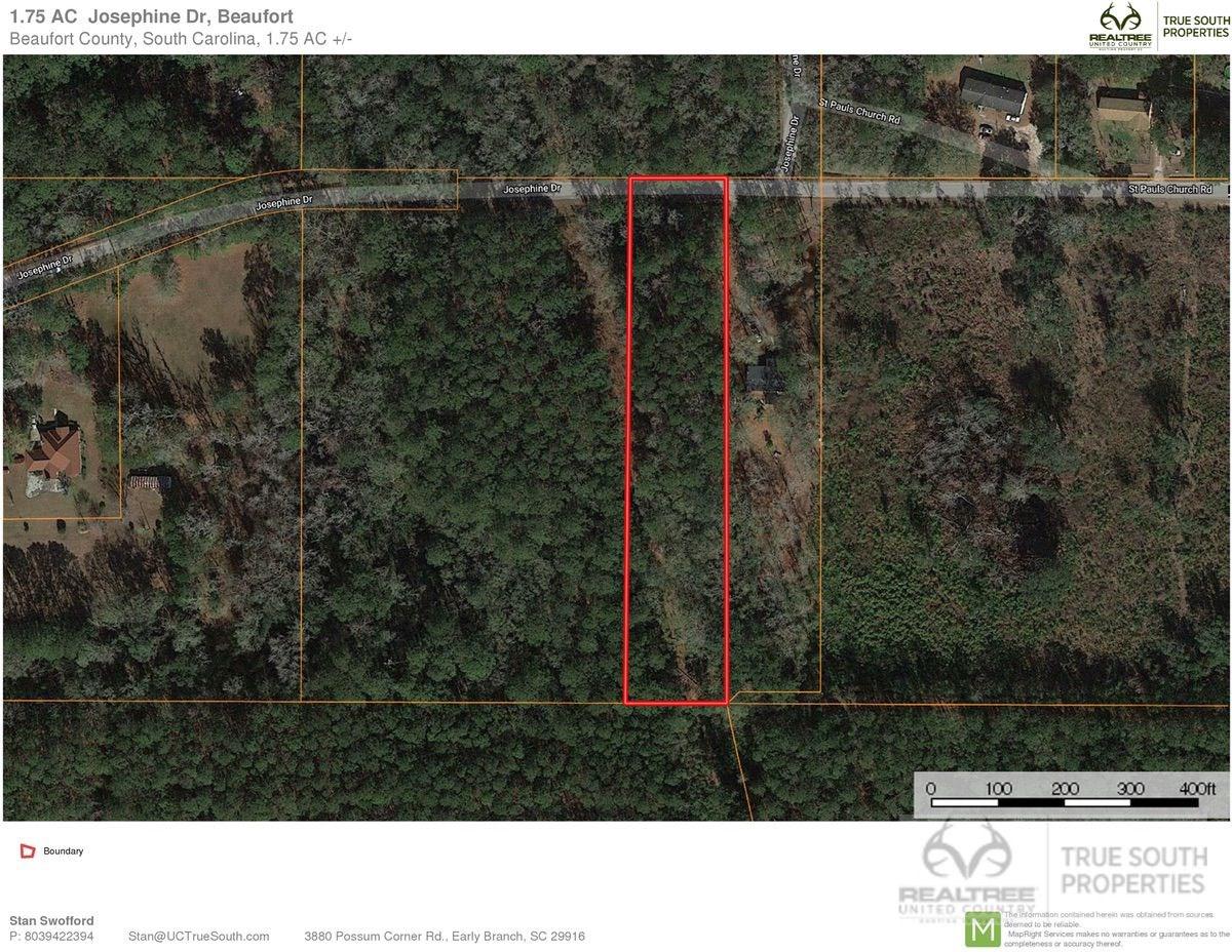 Beaufort / Burton / Shell Point Residential Lot