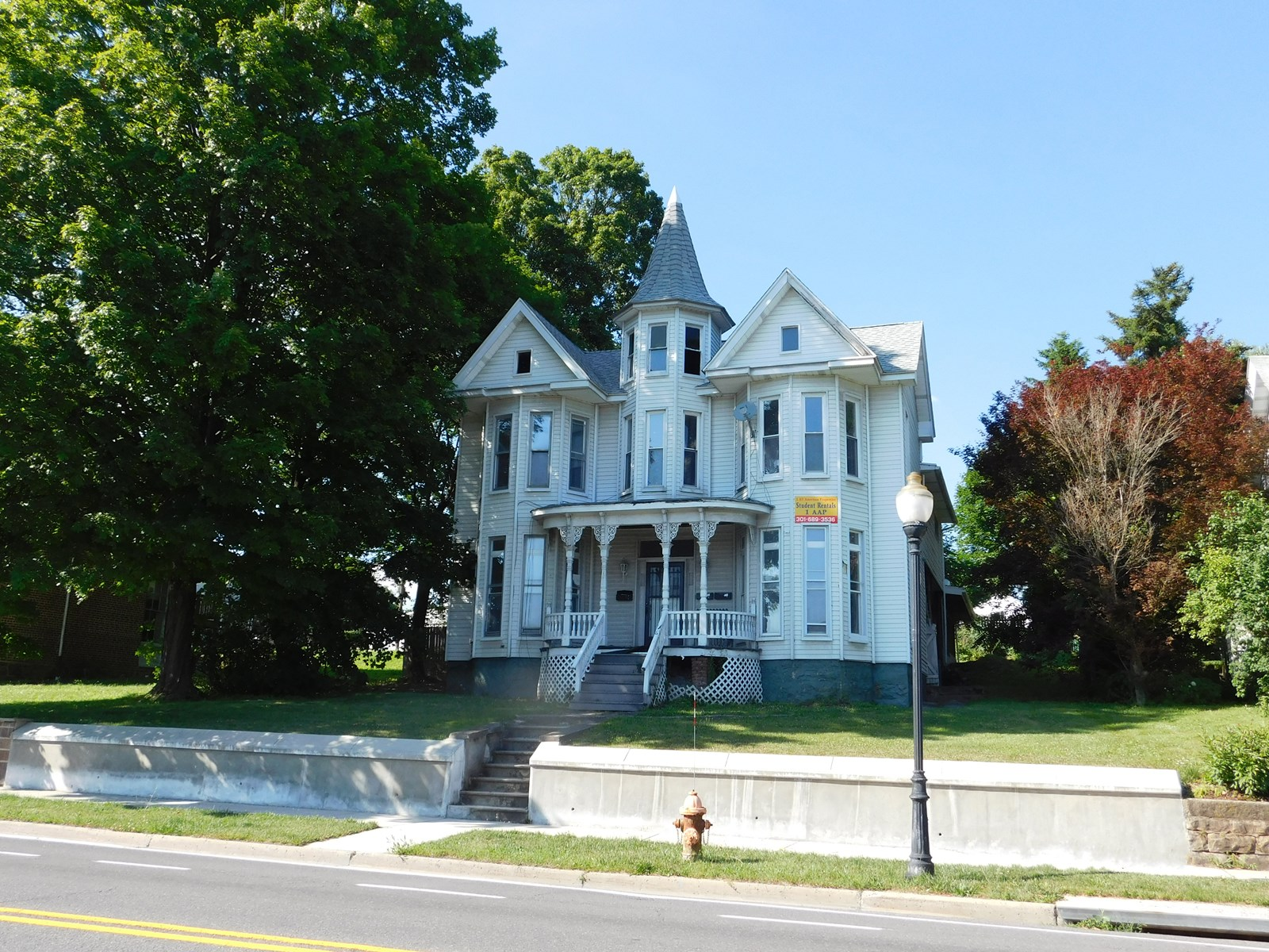 Historic Frostburg Multi Unit Home