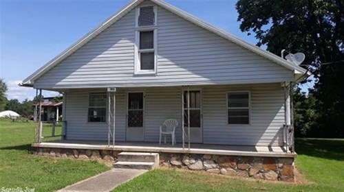 Country Home edge of Oxford, Arkansas for sale