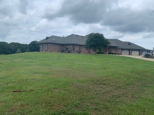 Acadian Style Home & 200 Acres For Sale Wilkinson County MS