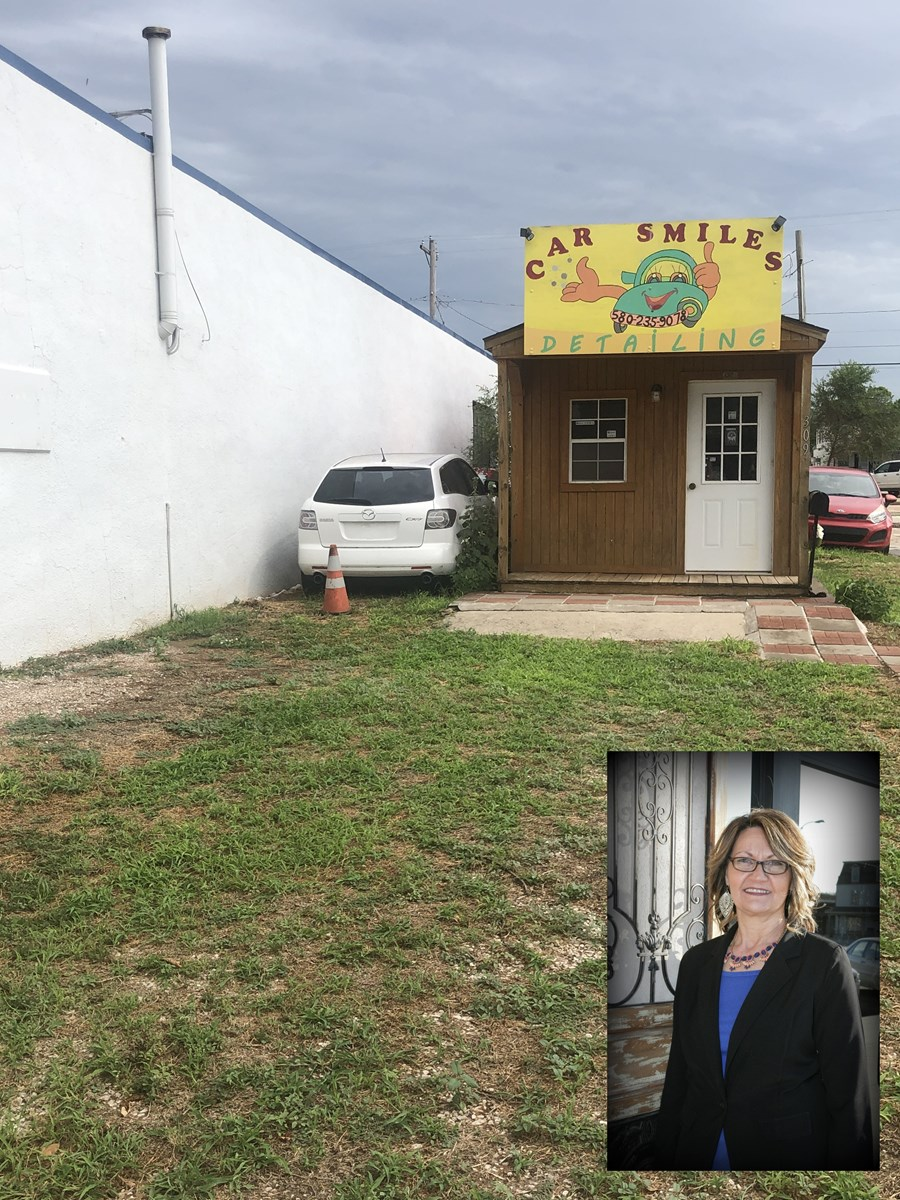 OFFICE SPACE/Commercial Lot FOR SALE Alva, OK