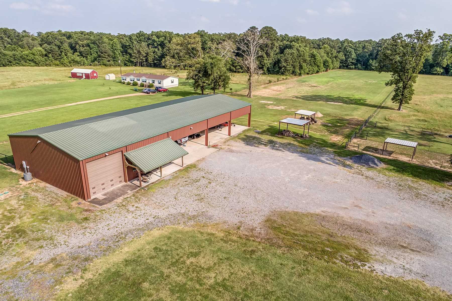 Texas Land For Sale Elysian Fields ISD Pasture Land