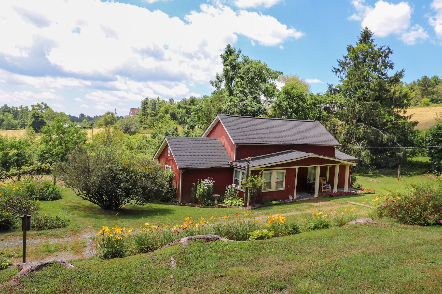Sweet Country Home for Sale in in Meadows of Dan VA!
