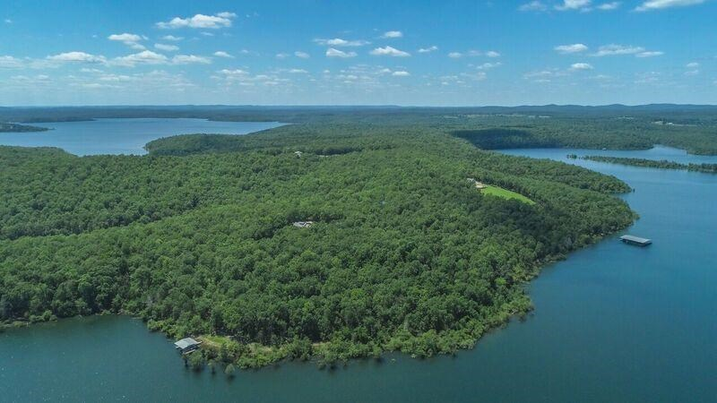 4 Lots in Bull Shoals Acres Sub. near Bull Shoals Lake