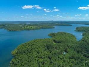 CHOICE OF LAKE VIEW LOTS IN BULL SHOALS ACRES SUBDIVISION