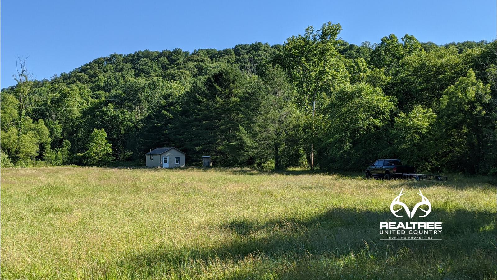 27 Acre Ohio Recreational Property