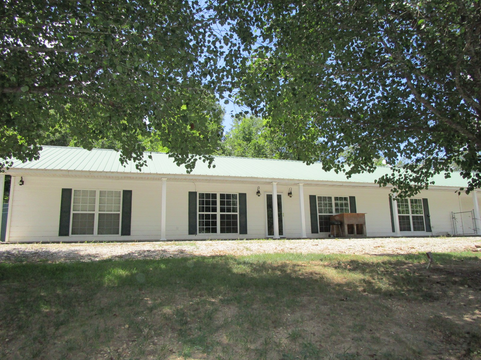 Southern Missouri River Property with Two Homes