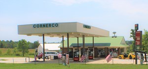 FULL SERVICE GAS STATION AND CONVENIENCE STORE
