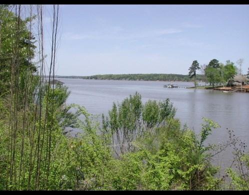 Building Lot on Lake Wateree in Ridgeway, South Carolina