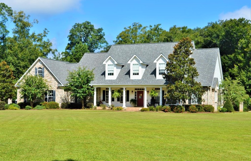 4 Bed/4 Bath Country Home for Sale with Land in NPSD, SW MS