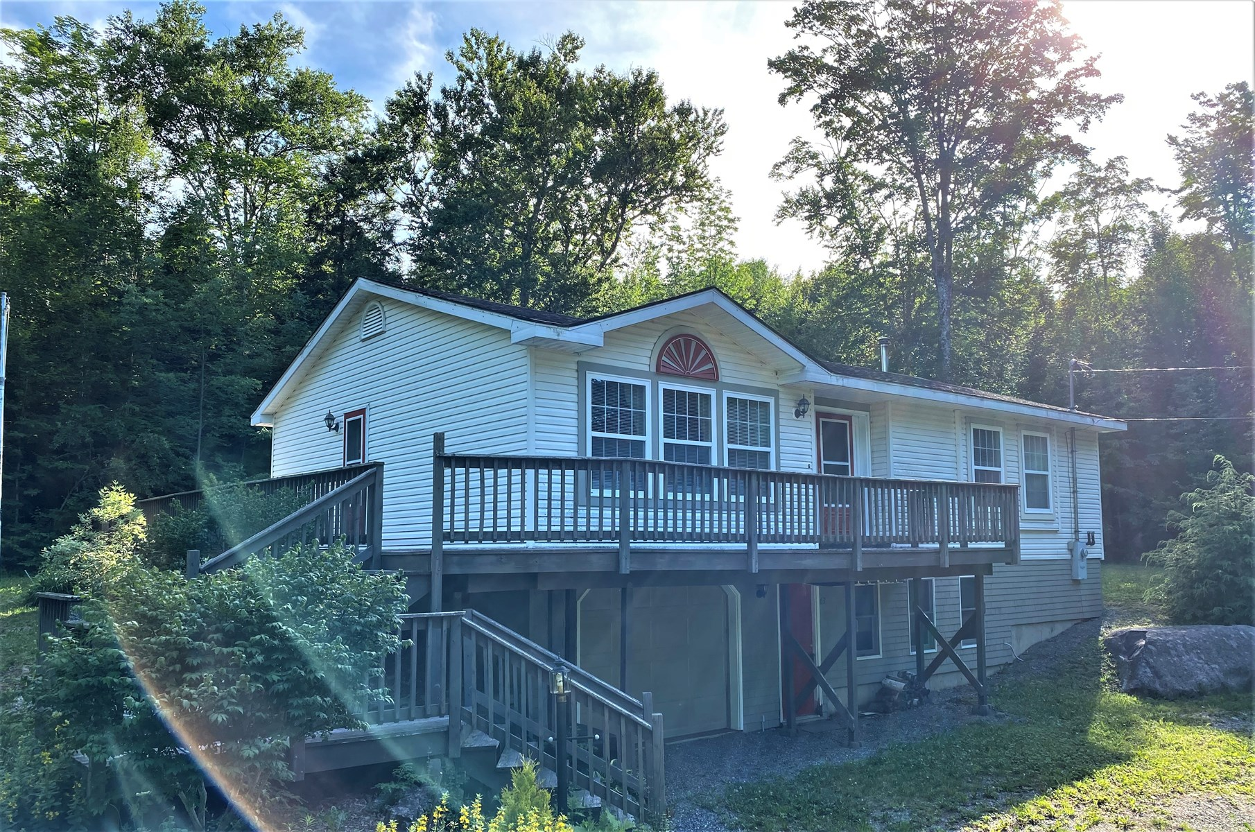 Country Home for Sale in Lowell, ME