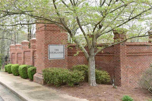 Beautiful Building Lot in Jackson TN Gated Community