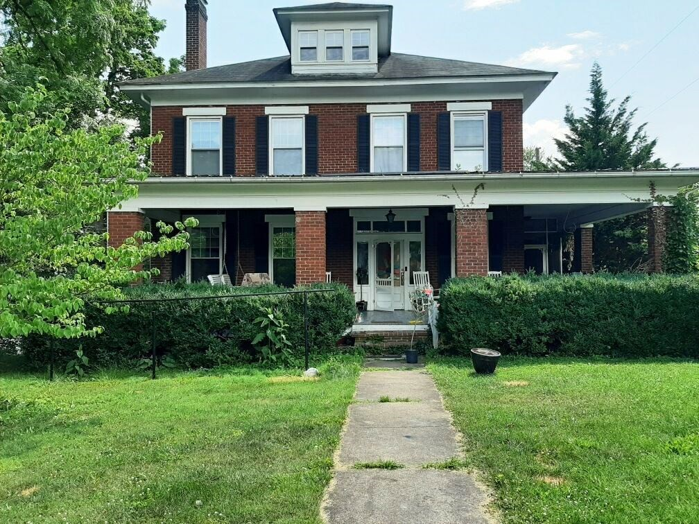 Historical home in Wytheville, VA