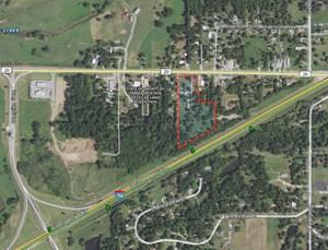 DEVELOPMENT / INCOME LAND FOR SALE CLAREMORE OKLAHOMA