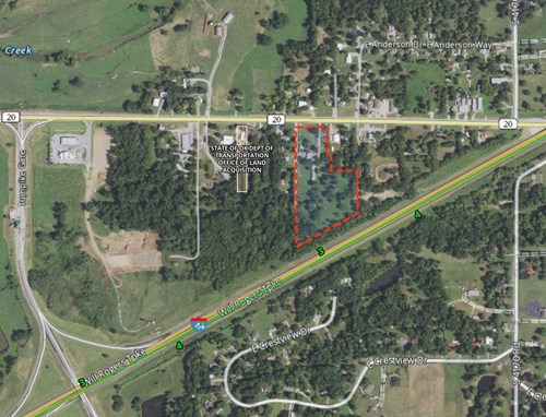 DEVELOPMENT / INCOME LAND FOR SALE CLAREMORE OKLAHOMA