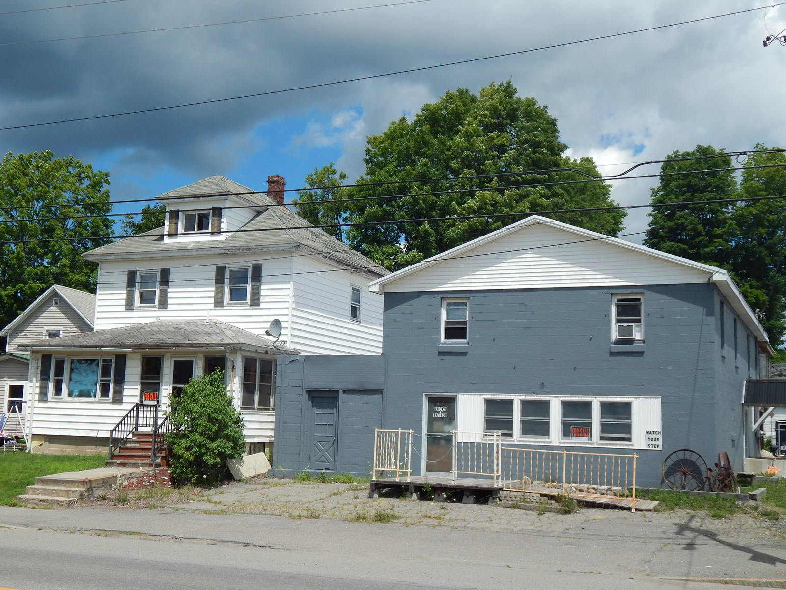 Commerical Property for Sale in East Millinocket, ME
