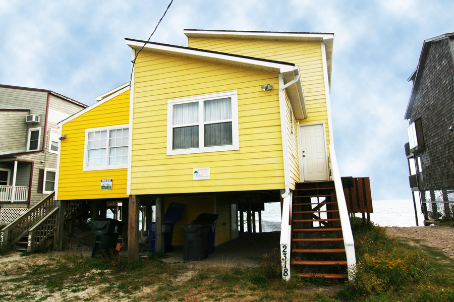 3 BR Duplex for Sale on North Topsail Beach