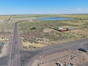 1.16 ACRE INDUSTRIAL LOT LOCATED IN HINES OR