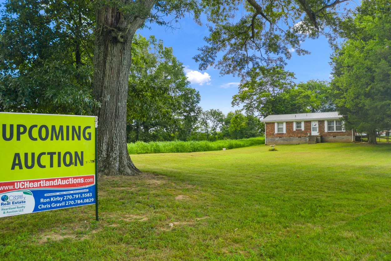 Warren County Home & 65 Acres For Sale in 11 Tracts @Auction