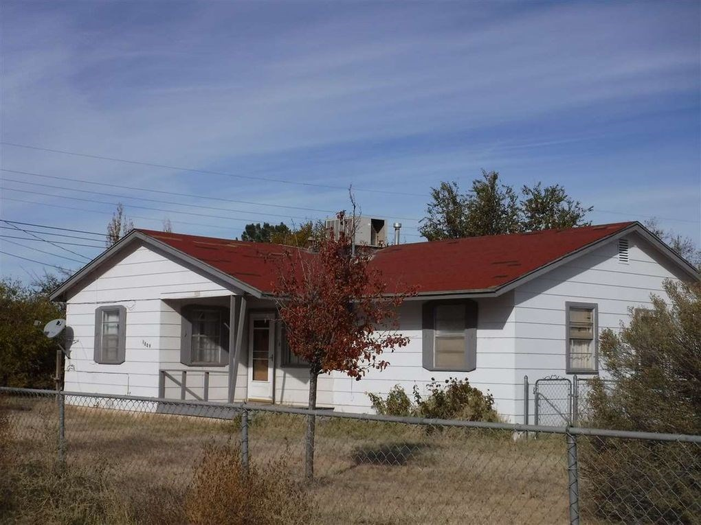 Bank Owned Home in Tularosa