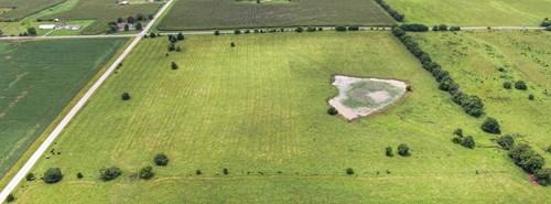 Kansas Land For Sale on Corner Lot • Gardner Growth District