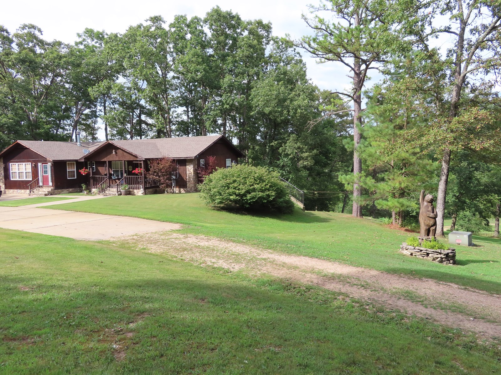 Hunting Retreat For Sale In AR