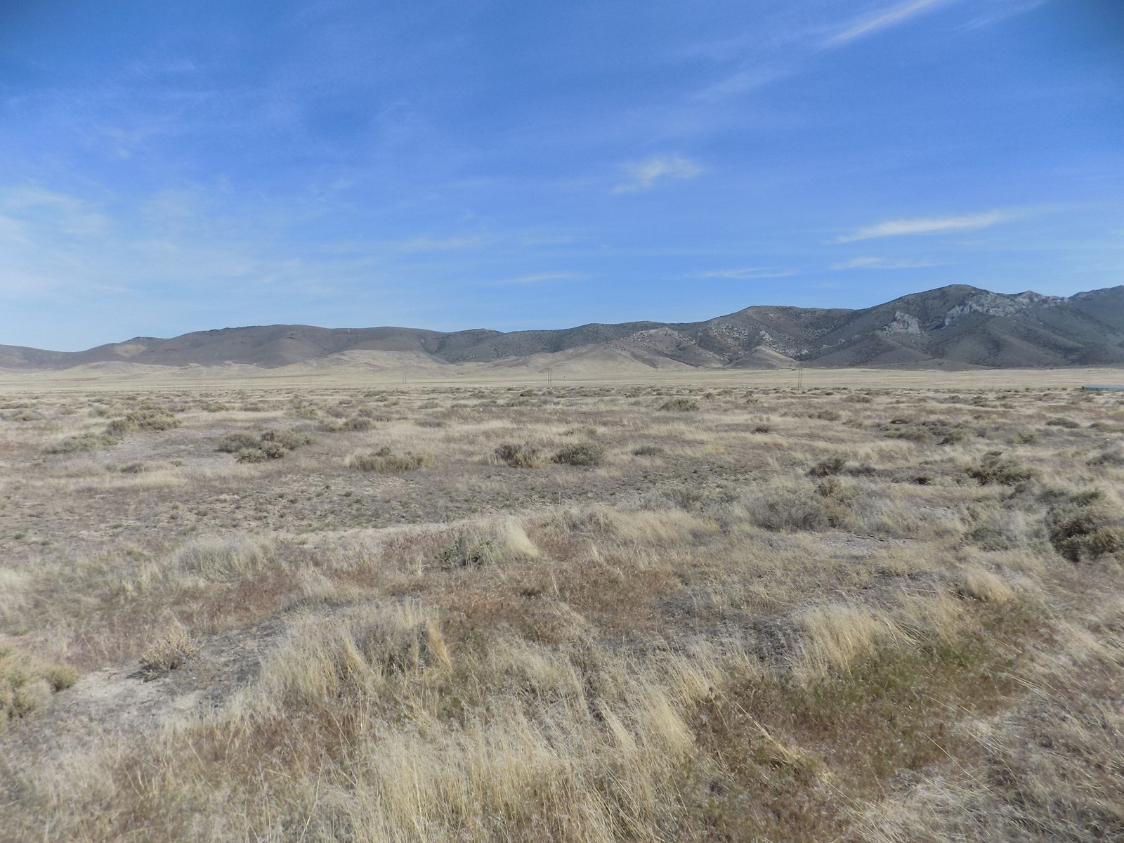 Land for Sale with views of the Humboldt Mountains
