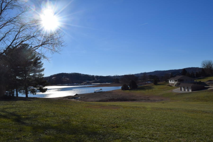 Lakefront Lot Grainger County Tennessee