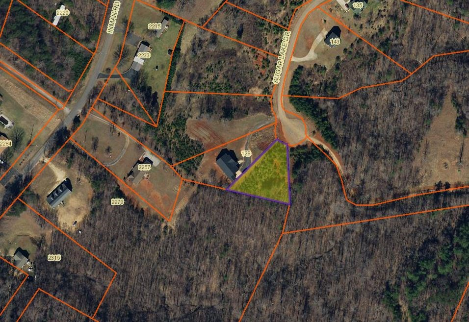 Great Lot/ Homesite in Tunstall District: Danville, VA