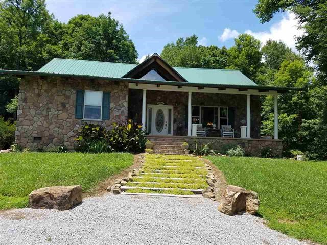 2 BR, 2 BA Home on 76.5 Acres in Sneedville, TN