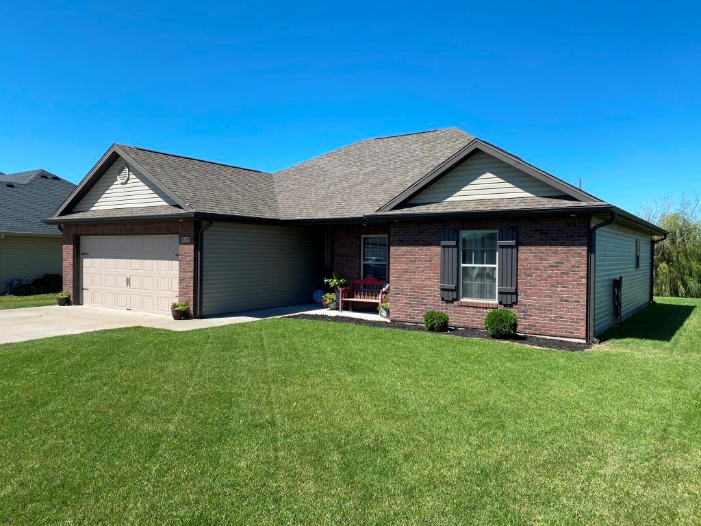 3BR, 2BA 1,500 sq/ft Home, Centralia, MO