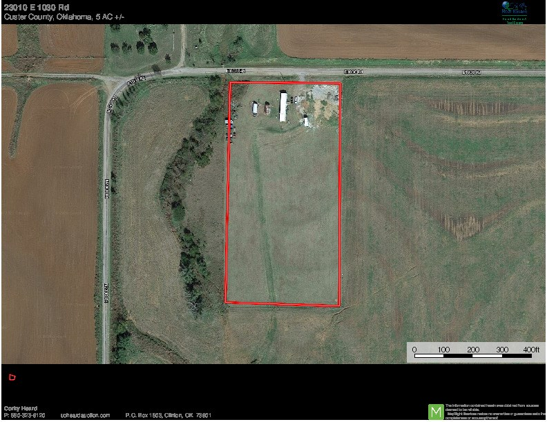 Custer County Land for Sale