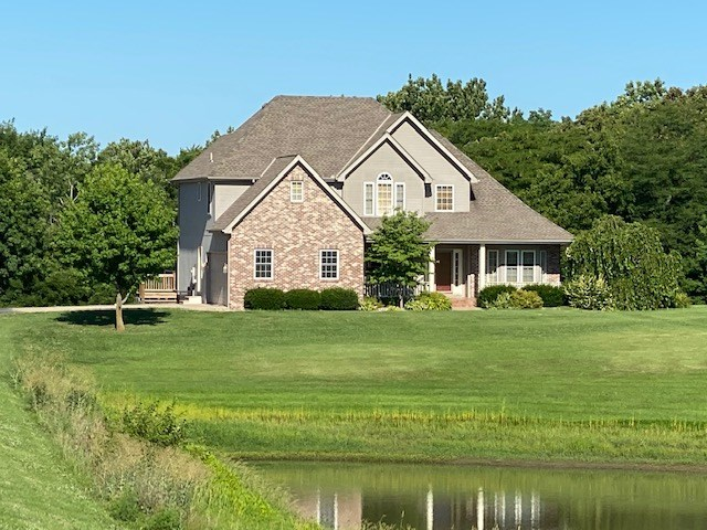 CAMERON MO ACREAGE & HOME BORDERING THE GOLF COURSE FOR SALE
