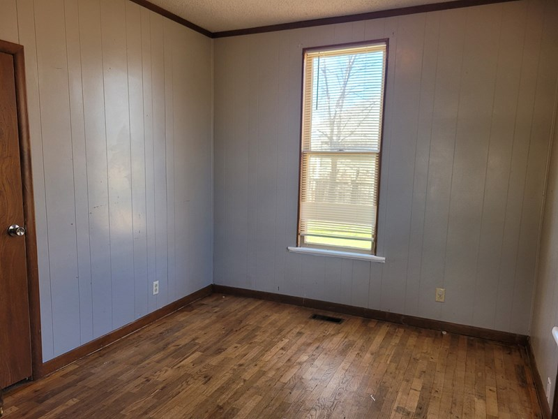 Bedroom off Livingroom