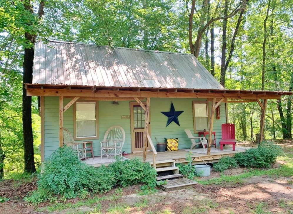 Turnkey Hunting Camp for Sale Jefferson Davis County, MS