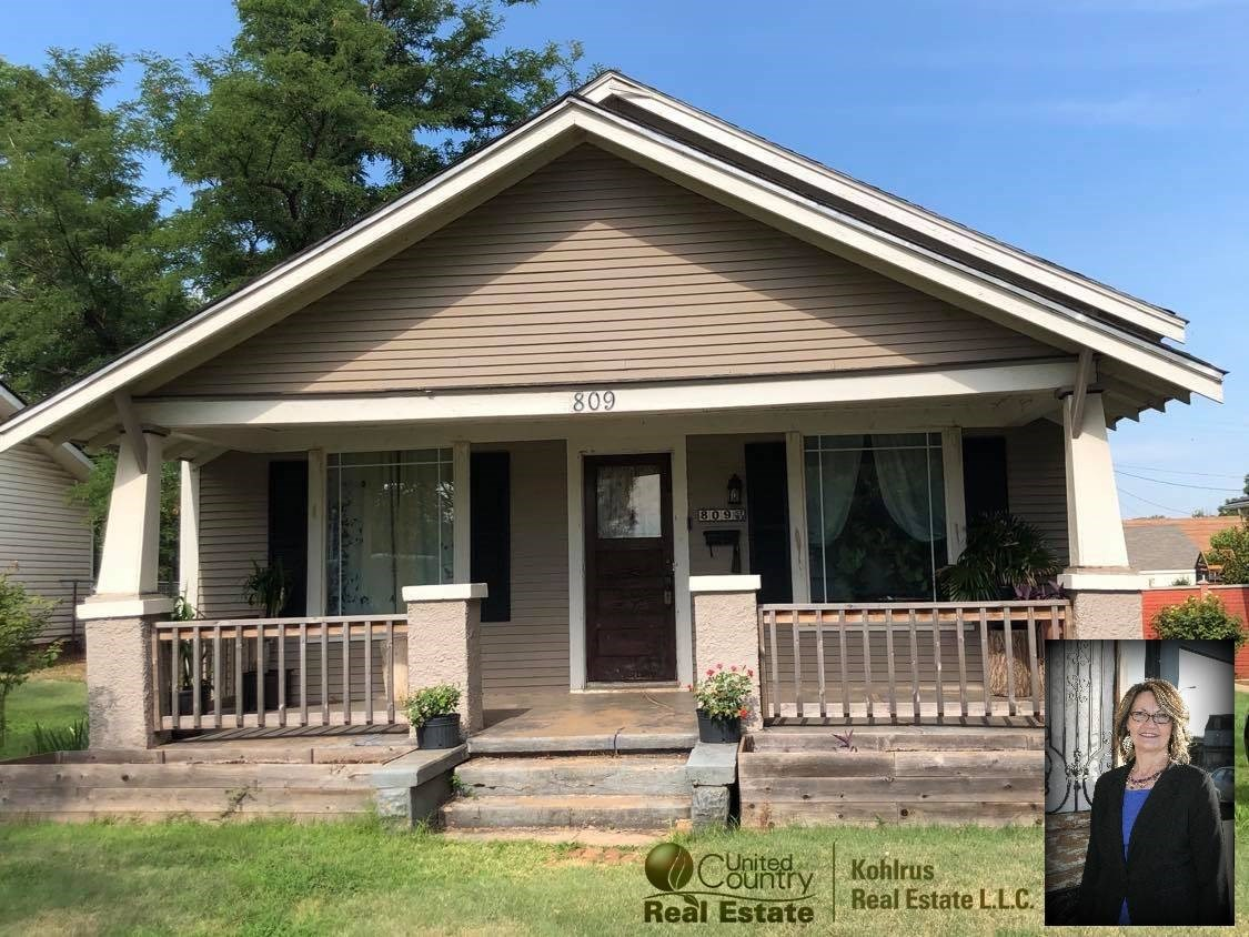 Cute 2 Bedroom House in Alva, OK